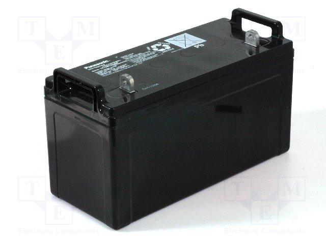 Аккумуляторы кислотные,PANASONIC,LC-XB12100PG