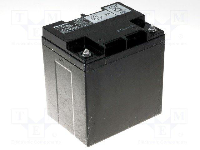 Аккумуляторы кислотные,PANASONIC,LCX-P1224APG