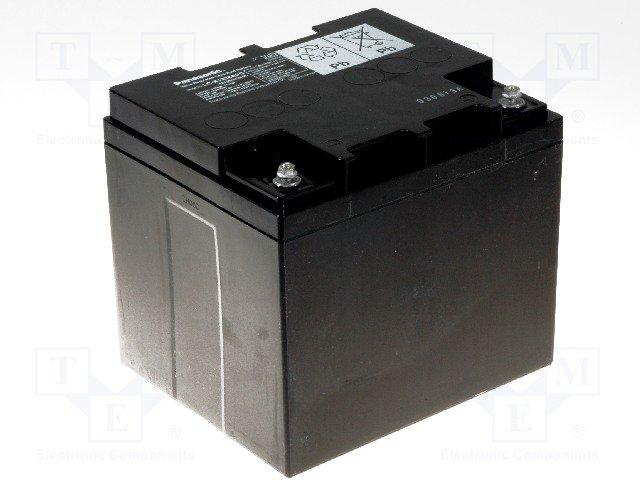 Аккумуляторы кислотные,PANASONIC,LC-P1238APG