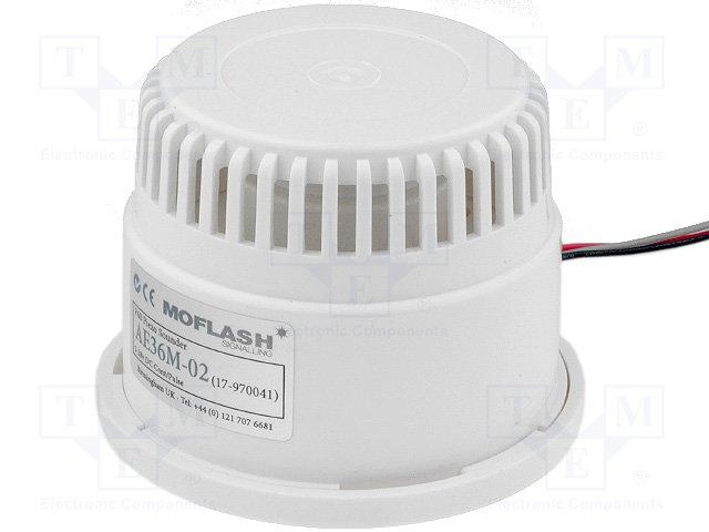 Сигнализаторы звуковые,MOFLASH SIGNALLING LTD,AE36M-02