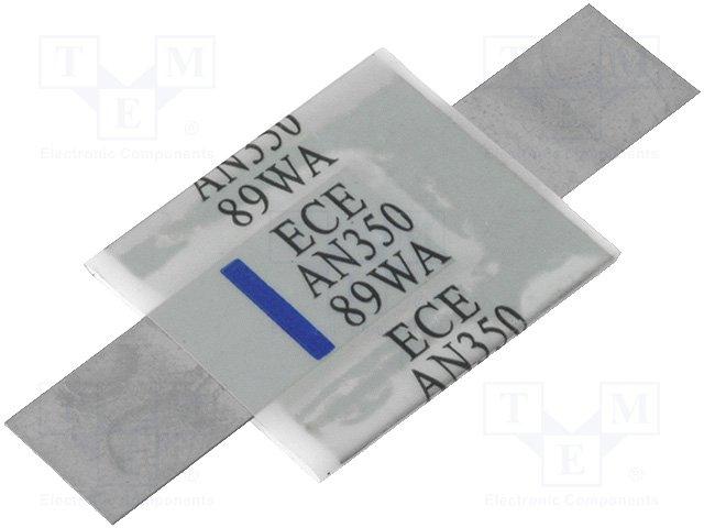 Предохранители полимерные THT,ECE,ERF-AN35030Z