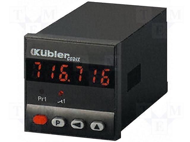 Счетчики импульсов,KUBLER,6.716.010.300