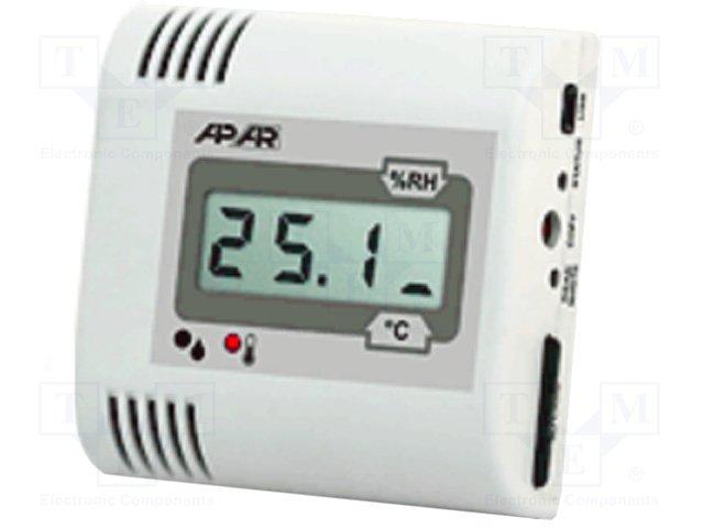 Регуляторы температуры,APAR,AR236/1