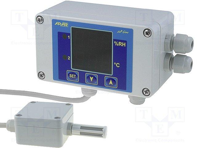 Регуляторы температуры,APAR,AR247/3/S1/P/P