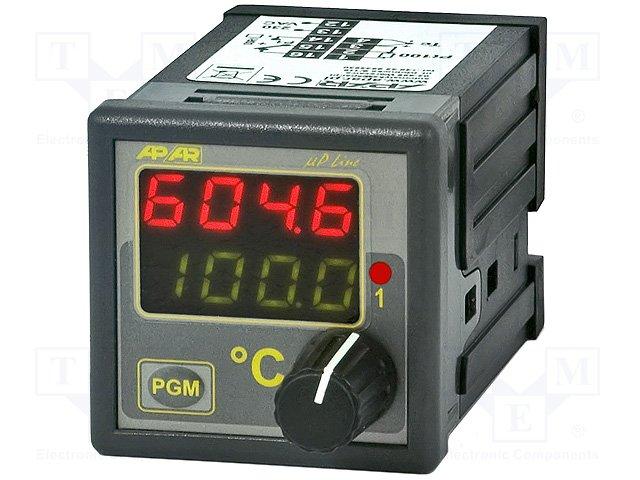 Регуляторы температуры,APAR,AR604/S1/P