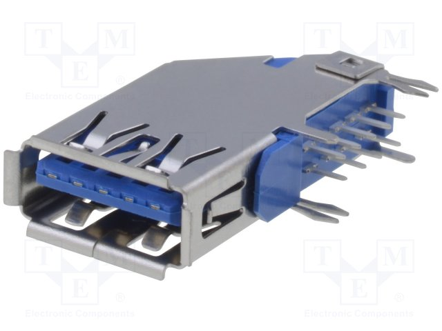 Разъeмы USB и IEEE1394,ADAM TECH,USB-A3-S-RU
