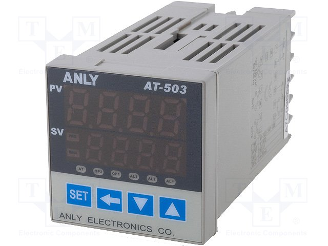 Регуляторы температуры,ANLY ELECTRONICS,AT-503-1141-000