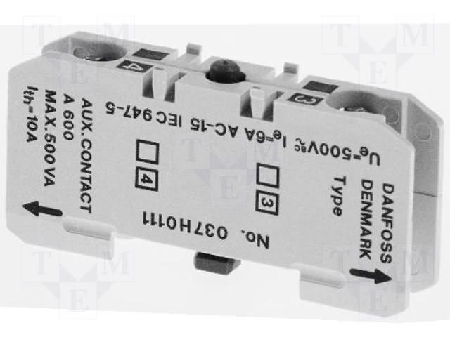 Контакторы - дополнительное оборудование,DANFOSS,DAN-CB-NO