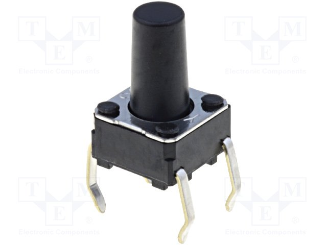 Микропереключатели, TACT PCB,OMRON,B3F-1070