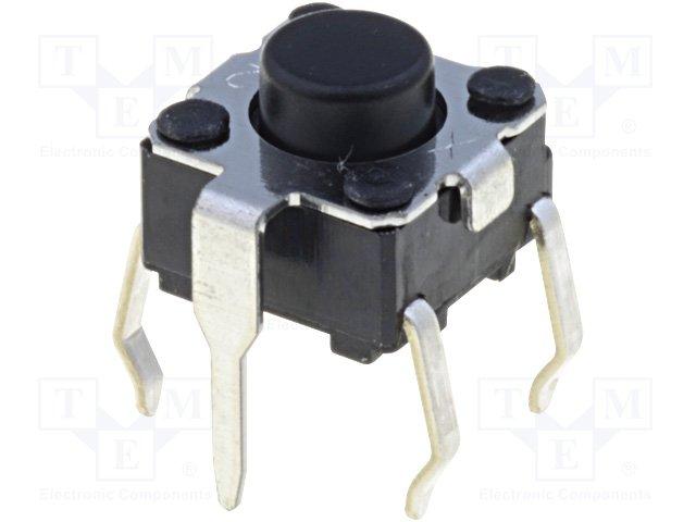 Микропереключатели, TACT PCB,OMRON,B3F-1120