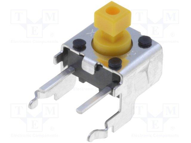 Микропереключатели, TACT PCB,OMRON,B3F-3152