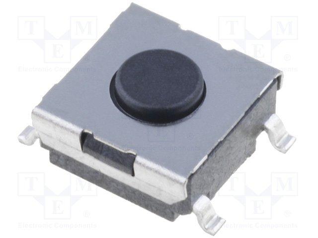 Микропереключатели, TACT PCB,OMRON,B3FS-1000