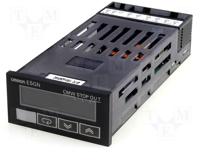 Регуляторы температуры,OMRON,E5GN-Q1T 100-240AC