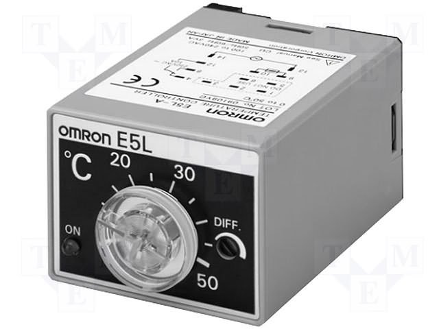 Регуляторы температуры,OMRON,E5L-A -30-20