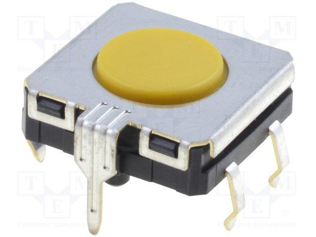 Микропереключатели, TACT PCB,OMRON,B3W-4105