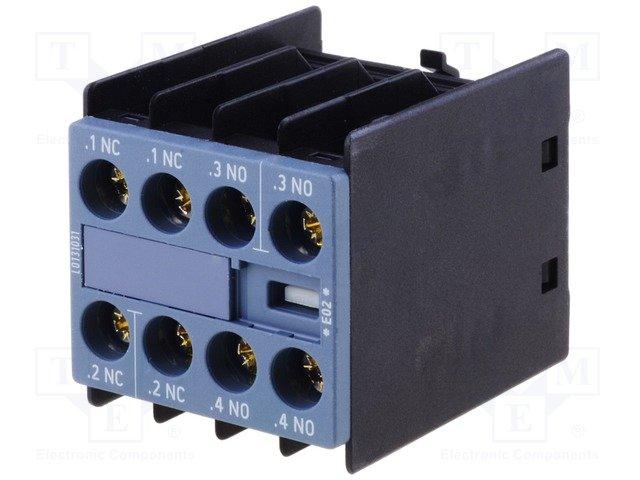 Контакторы - дополнительное оборудование,SIEMENS,3RH2911-1HA22