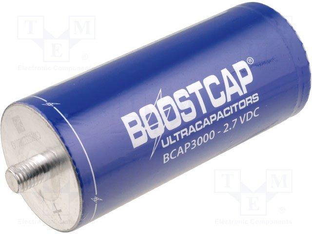 Суперконденсаторы,MAXWELL TECHNOLOGIES,BCAP3000P270K04