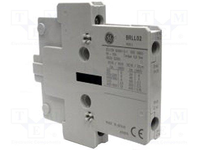 Контакторы - дополнительное оборудование,GENERAL ELECTRIC,BRLL02