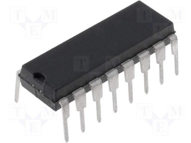 Оптроны транзисторный выход THT,VISHAY,ILQ5