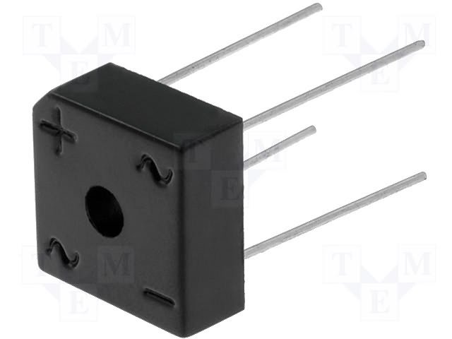 Однофазные мосты диодные квадратные,DIOTEC SEMICONDUCTOR,KBPC3502WP