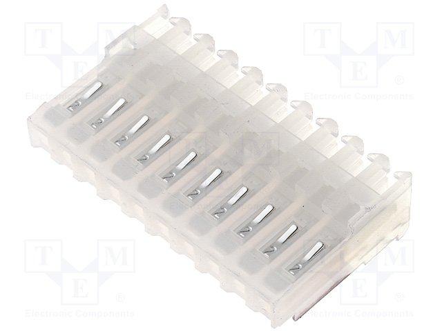 Разъeмы CE100 растр 2,54мм,ITW-PANCON,CE100F22-10-C