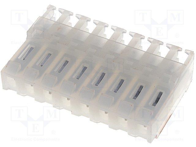Разъeмы CE156 растр 3,96мм,ITW-PANCON,CE156F20-08-C