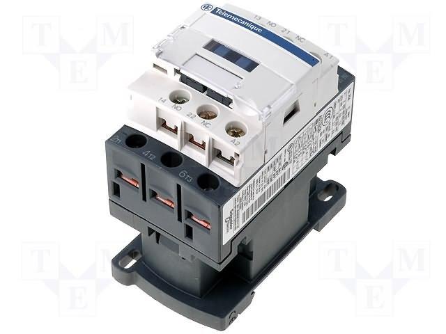 Контакторы - главные модули,SCHNEIDER ELECTRIC,LC1D12P7