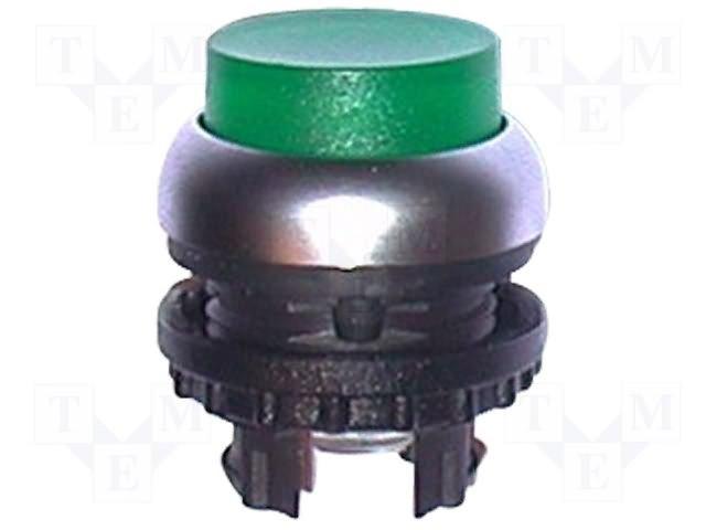 Переключатели панельные стандартные 22мм,EATON ELECTRIC,M22-DLH-G-X1