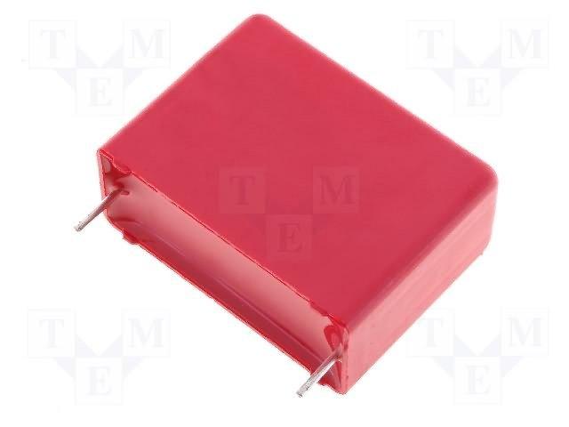 Конденсаторы полиэфирные THT,WIMA,MKS4J032205B00KSSD