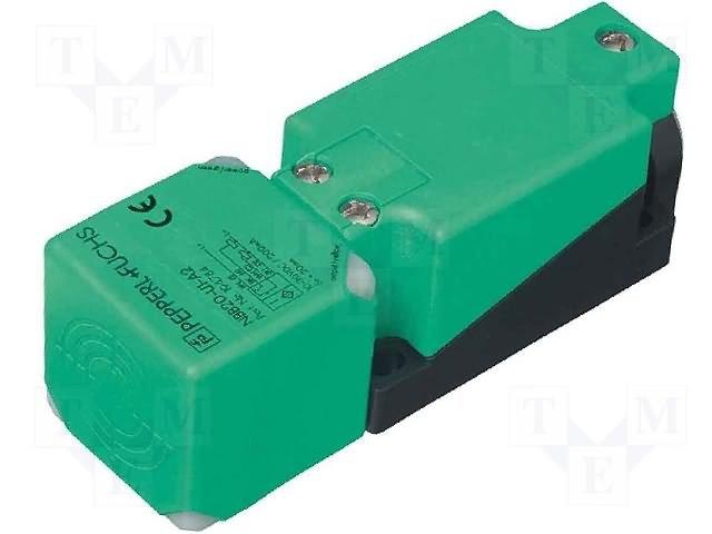 Датчики индукционные прямоугольные,PEPPERL+FUCHS,NBN40-U1-E2