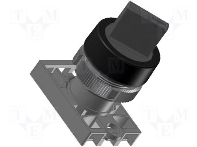 Переключатели панельные стандартные 22мм,PROMET,NEF22-PCS