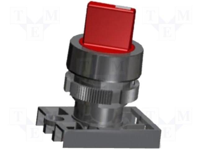 Переключатели панельные стандартные 22мм,PROMET,NEF22-PHG