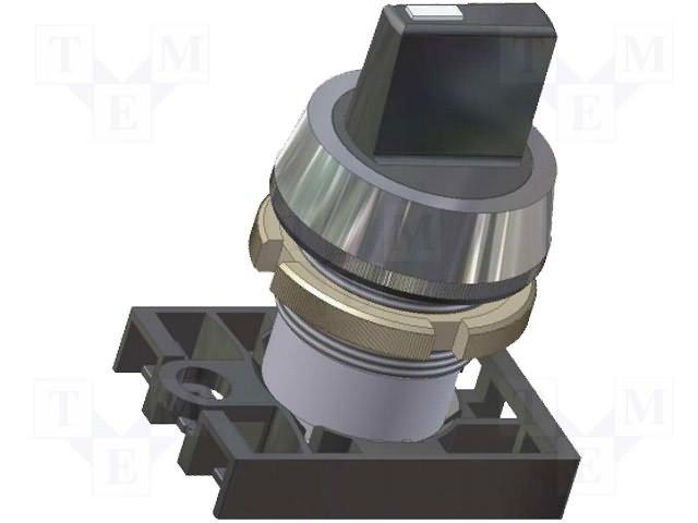 Переключатели панельные стандартные 22мм,PROMET,NEK22M-PAS
