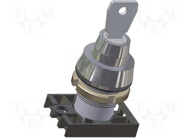 Переключатели панельные стандартные 22мм,PROMET,NEK22M-ZA2