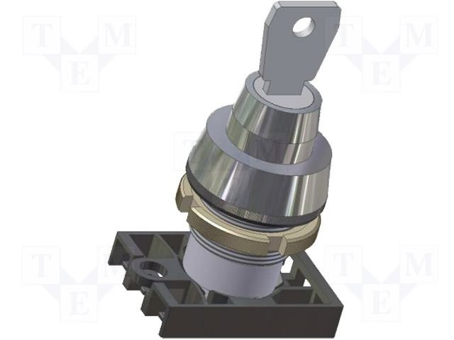 Переключатели панельные стандартные 22мм,PROMET,NEK22M-ZB1