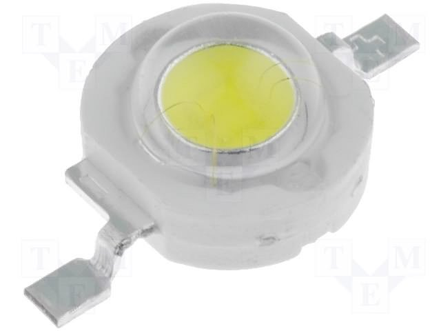 White power LEDs - Emiter,OPTOSUPPLY,OSW4XME1E1E