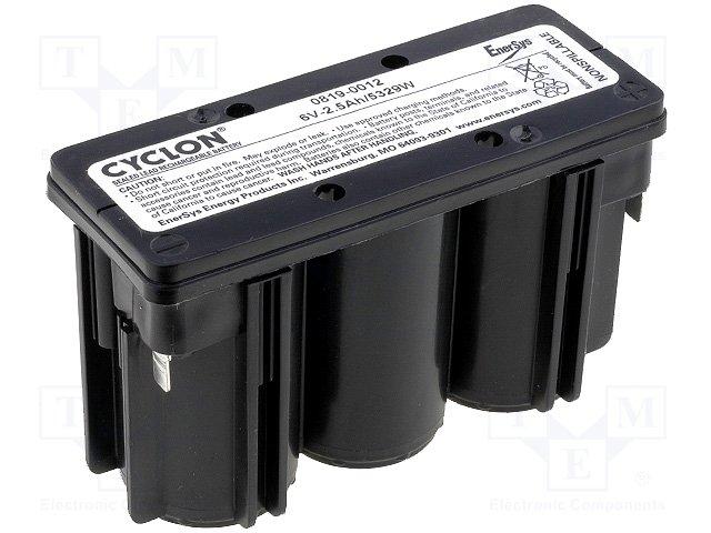 Аккумуляторы кислотные,HAWKER ENERGY,CYCLON-D6