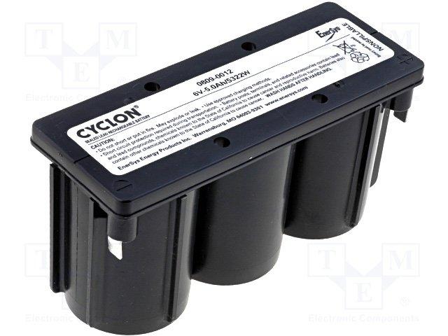 Аккумуляторы кислотные,HAWKER ENERGY,CYCLON-X6