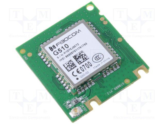 Модули GSM/GPS,FIBOCOM,G510 Q50-00 ON ADAPTOR