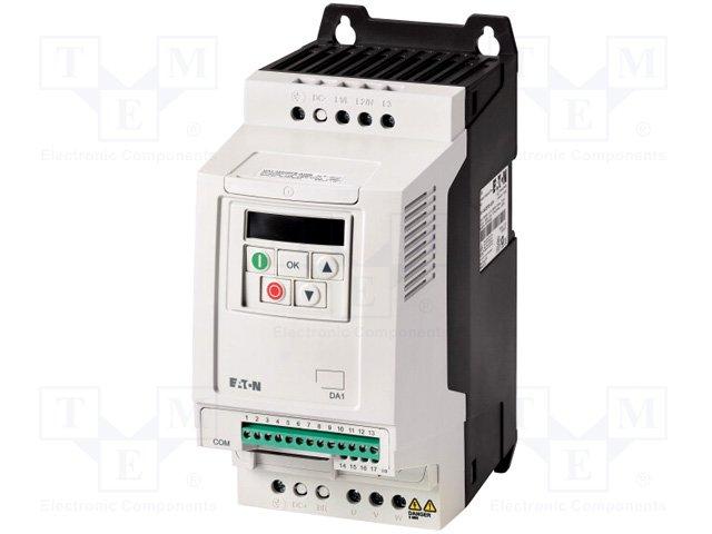 Трехфазные инверторы,EATON ELECTRIC,DA1-349D5FB-A20N