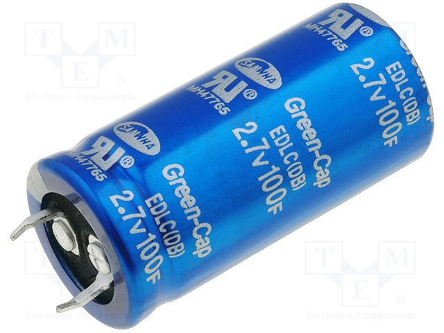 Суперконденсаторы,SAMWHA,DB5U107W22045HA