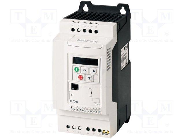 Трехфазные инверторы,EATON ELECTRIC,DC1-345D8FB-A20N