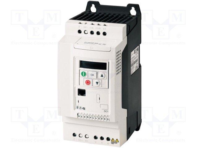 Трехфазные инверторы,EATON ELECTRIC,DC1-349D5FB-A20N
