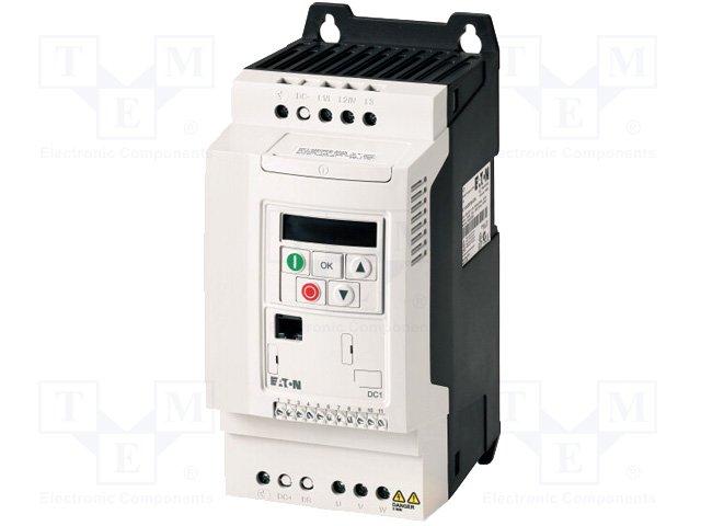 Однофазные инверторы,EATON ELECTRIC,DC1-S2011FB-A20N