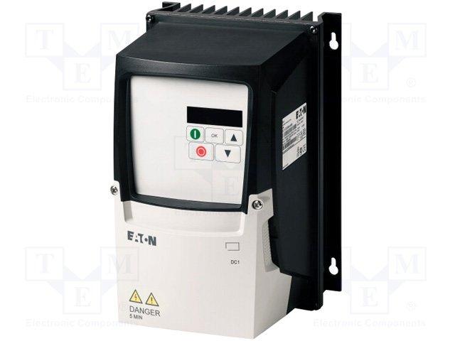 Однофазные инверторы,EATON ELECTRIC,DC1-S27D0FN-A66N