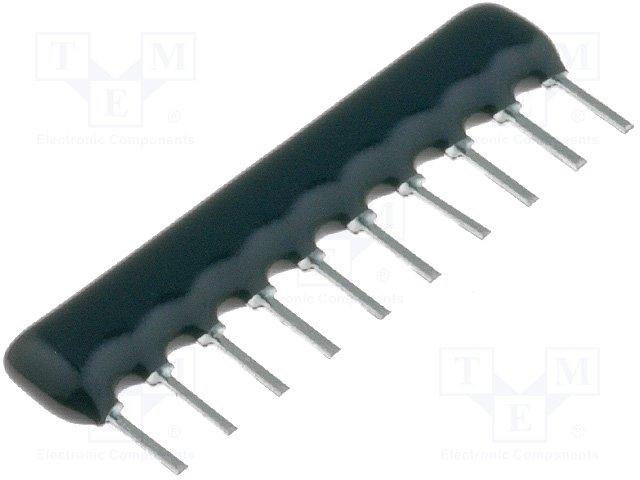 Резисторные сборки THT,ROYAL OHM,RNLB10G0472B0E