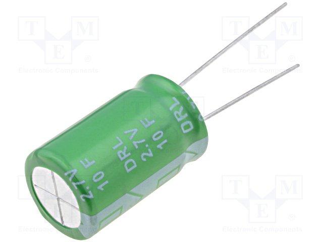 Суперконденсаторы,SAMXON,DRL106S0TI25RRDAP