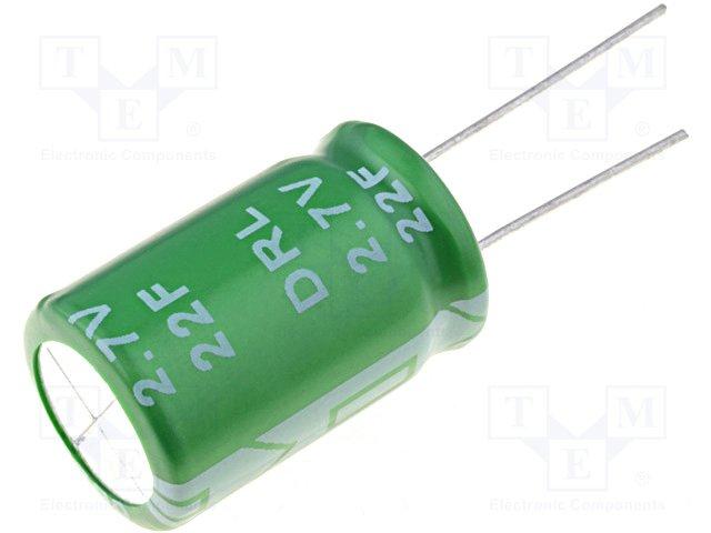 Суперконденсаторы,SAMXON,DRL226S0TK25RR