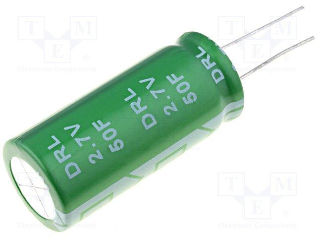 Суперконденсаторы,SAMXON,DRL506S0TL40RRDAP