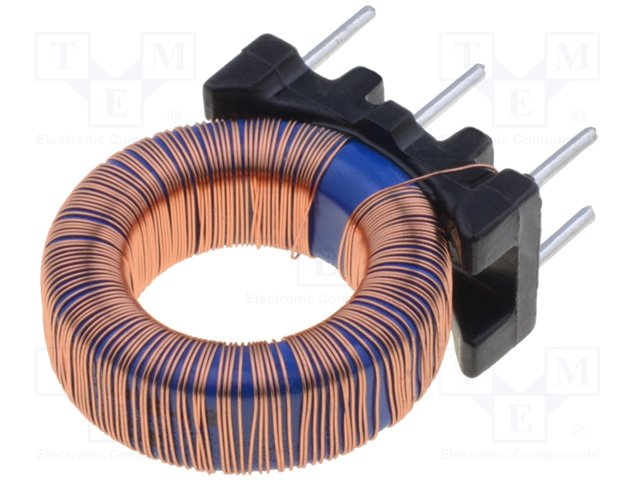 Дроссели кольцевые,FERYSTER,DTMSS-20/1.0/0.2-BV